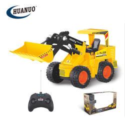Os meninos promocionais R/C Brinquedos Bulldozer Truck para idades 3+