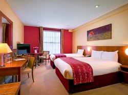 Hotel Suite Quarto de solteiro Bespoke Hotel Estofados de madeira escura