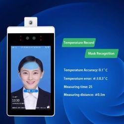 نظام E-Fluence 8'' Security Face Recognition قياس درجة حرارة الجسم لأجهزة متعددة التطبيق