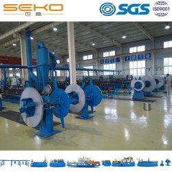 Wärmetauscher-Gefäß, das Maschinen-Edelstahl-Ring-Rohr-Produktionszweig bildet
