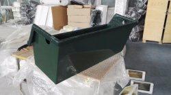 Estável UV GRP de plástico reforçado com fibra de vidro a plantadeira