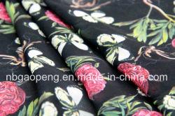 Digital Chiffon Seda composto caliça pano de bolso