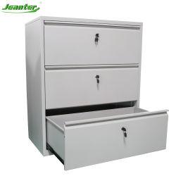 Pecho de la Oficina de acero de revestimiento en polvo de metal muebles 4 Cajones Armario de almacenamiento de archivos