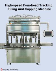 Totalmente automático de alta eficiencia de los precios de la planta de limitación de Rotary y la máquina de llenado