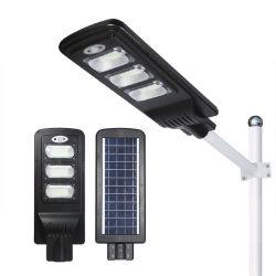 30 واط، 40 واط، 60 واط، 90 واط، مؤشر LED متكامل شامل للطاقة الشمسية ضوء الشارع