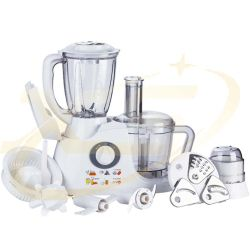 9- en 1 de 300 vatios multi procesador de alimentos de lujo de mejor calidad para el Aparato de Cocina