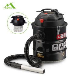 Alta Potência Elétrica Autolimpante quente 1200W Aspirador Cinzas de vibração da China para a lareira churrasqueira