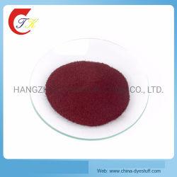 코튼 패브릭 염색: SKYTHRENE ® VAT Red 2R/Red 15 Dye