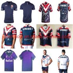 Günstige Sydney Roosters 2021 NRL Herren′ S Damen Heim weg Jersey Melbourne Storm Shirt
