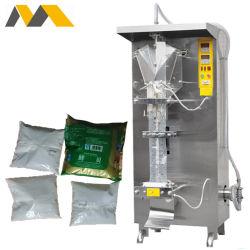 아프리카에서의 뜨거운 판매 순수하게 마시는 자동 생산 플라스틱 가방 사렛 순수 물 보충 포장 기계