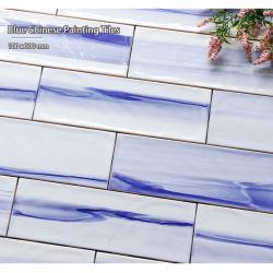 100X300 4X12 Zoll-Hintergrund-Wand-dekorative glatte keramische Untergrundbahn-Fliese