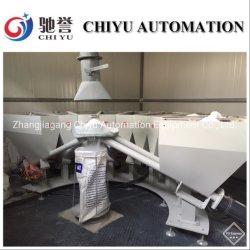 Aditivos de PVC sistema de pesagem automática/depressão do sistema de transporte/ Transporte Pneumático/Sistema o Sistema de Dosagem/Misturador de PVC/máquina de mistura