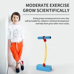 새로운 바운스 포고 스틱 키즈용 - 폼 포고 점퍼 유아를 위한 Bouncy Toy 및 Girls의 탄력 있는 장난감