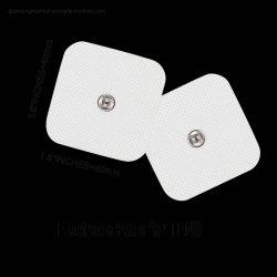 Cer-Bescheinigungs-Massage-Therapie-leitende Gel-Auflage-10-Schnellelektroden-Auflagen