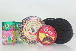 La Chine célèbres marques de la bobine des moustiques de poudre de bois