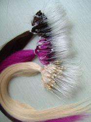 الشعر الحلقة الدقيقة، وصلة الشعر حلقة