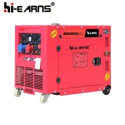 6kw 50Hz Nennausgabe Fernsteuerungs-Druckluftanlasser-Dieselgenerator-Set (DG8500SE3)