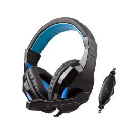 Bester Computer-Kopfhörer mit Mikrofon-Cer RoHS Bescheinigung für Spiel