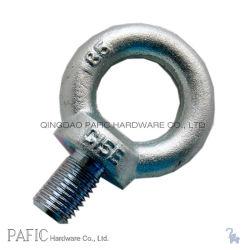 Cáncamo de elevación Elevación forjados DIN582 de la tuerca de perno de anilla DIN580