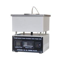 La norme ASTM D524 Ramsbottom de produits pétroliers Les résidus de carbone Instrument d'analyse testeur TP-0160