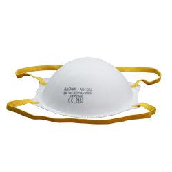 CE En l'UE149 coupe de protection de la sécurité de la poussière Masque jetable FFP2 sans valve
