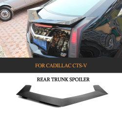 Kohlenstoff-Faser-Auto-Rückseiten-Kabel-Störklappe für Cadillac Cts V 2011-2014