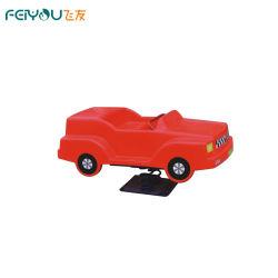 Más Reciente de la serie Feiyou lindo coche Rider de muelle de plástico juguetes para niños Parque infantil al aire libre