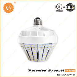TUV listado UL 20W-60W LED Lámpara de jardín de Casa de cerámica de EE.UU.