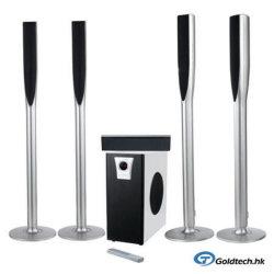 5.1 CH 탑 가정 극장 스피커 시스템 (T6086D)