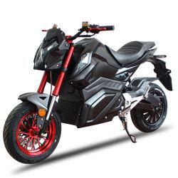 2020 Nuevas carreras de motos eléctricas ciclomotor Scooter de la batería de litio Z6