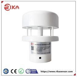 Rk120-07 Preisgünstiger Preis Ultraschall Anemometer windgeschwindigkeit Richtungssensor für Automatische Wetterstation