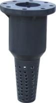 Clapet de pied FRPP (H41F-10S) , Clapet de pied en plastique, vanne inférieure