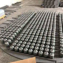 Componentes internos das colunas CPVC Tampa da bolha da torre de alimentadores