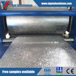 Bobina de Película de estuque de alumínio de laminação 8011