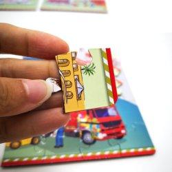 Commerce de gros carton Puzzle Personnalisé Papier de haute qualité Jigsaw Puzzle pour les enfants d'Usine chinoise