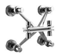 Fabrik-Preis-Gussteil-Edelstahl-Glas304# oder 316# zwischenwand-Armkreuz