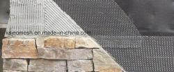 Latte de métal extensible la forme en diamant Mur plâtre grillage de métal