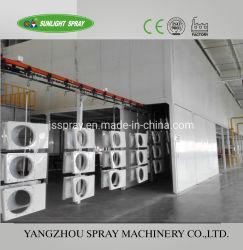 産業機械のための専門の静電気の粉のコーティングの絵画システム装置