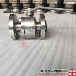 Faux La norme ASTM A182 F53 Clapet à bille flottante en acier inoxydable