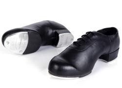 La coutume de haute qualité Étape irlandais de PU Touchez Souliers de danse