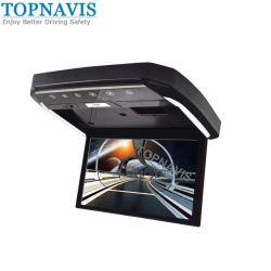 13,3 polegadas Universal para Automóvel Monitor Flipdown 1080P