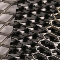 Orifício de diamante Galvanized metal expandido para fins decorativos