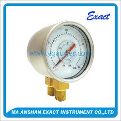 Buon manometro di differenziale di prezzi, calibro di pressione d'aria