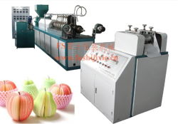 EPE Schaum Fruit Packing Protection Tube Net Machinery