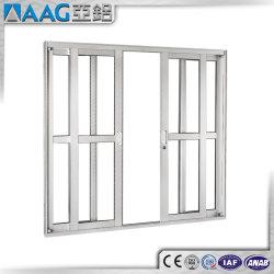 고품질 알루미늄/알루미늄 슬호딩 윈도우