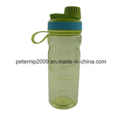 800ml 28oz 투명한 개인 상표 셰이커 병, 플라스틱 스포츠 물병