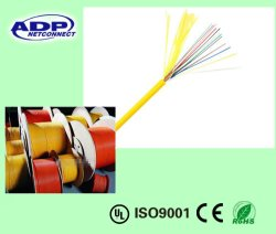 Superventas 2016 Sm LSZH de Distribución de Cable de fibra óptica Gadpfj núcleos 2-48 G652D