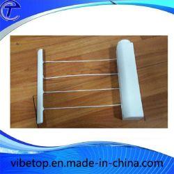 Удобный складной Clothesline 4 строки регулируемый веревки для использования