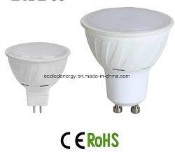 5W marcação MR16/GU102835 lâmpada LED SMD
