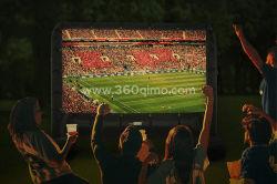 Gran pantalla de publicidad, moviendo la pantalla (BMMS104) (BMMS(104)